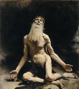 Léon Bonnat (1833-1922), Job