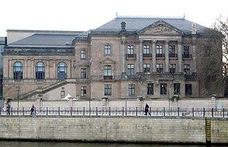 Reichstagspräsidentenpalais