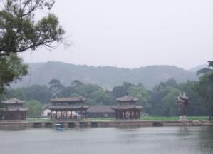 Sommerresidenz Chengde, früher Jehol